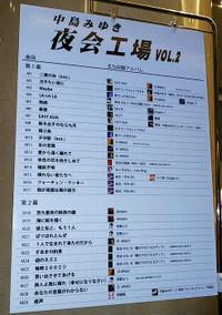 Setlist